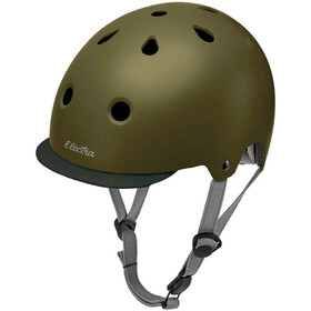 Electra Solid Color Bike Kask rowerowy, khaki matte